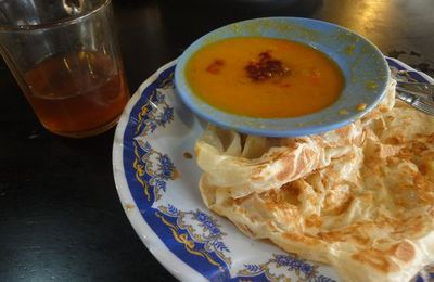Patchwork culinaire en Malaisie
