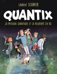 Ebook francais télécharger Quantix  - La