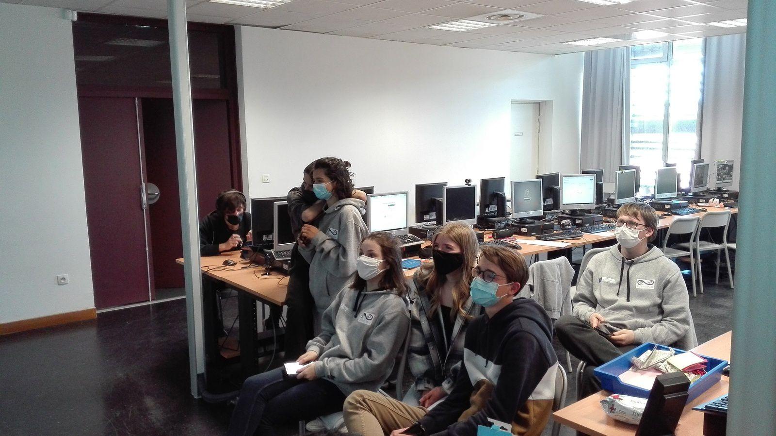 Mobilité Erasmus Open Sesame en Espagne: mobilité virtuelle mais réalisations concrètes!