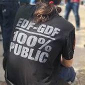 EDF, GDF, ENEDIS : Plus de 80 sites occupés, grèves massives des électriciens et gaziers. - Commun COMMUNE [le blog d'El Diablo]