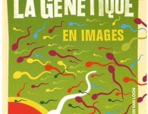 La génétique en images, de Steve Jones et Borin Van Loon