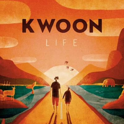 Kwoon, nouveau single Life
