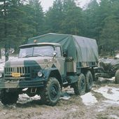 Camion ZIL-131 - Encyclopedie des armes