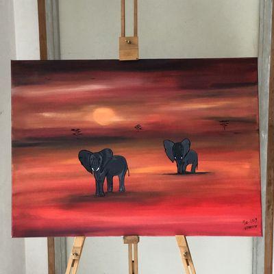 #Éléphants