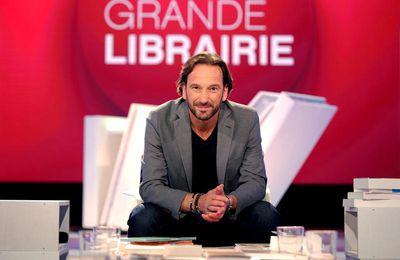 """Émission spéciale New York dans """"La grande librairie"""" ce soir sur France 5"""