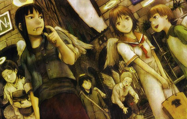 Ailes Grises Haibane Renmei