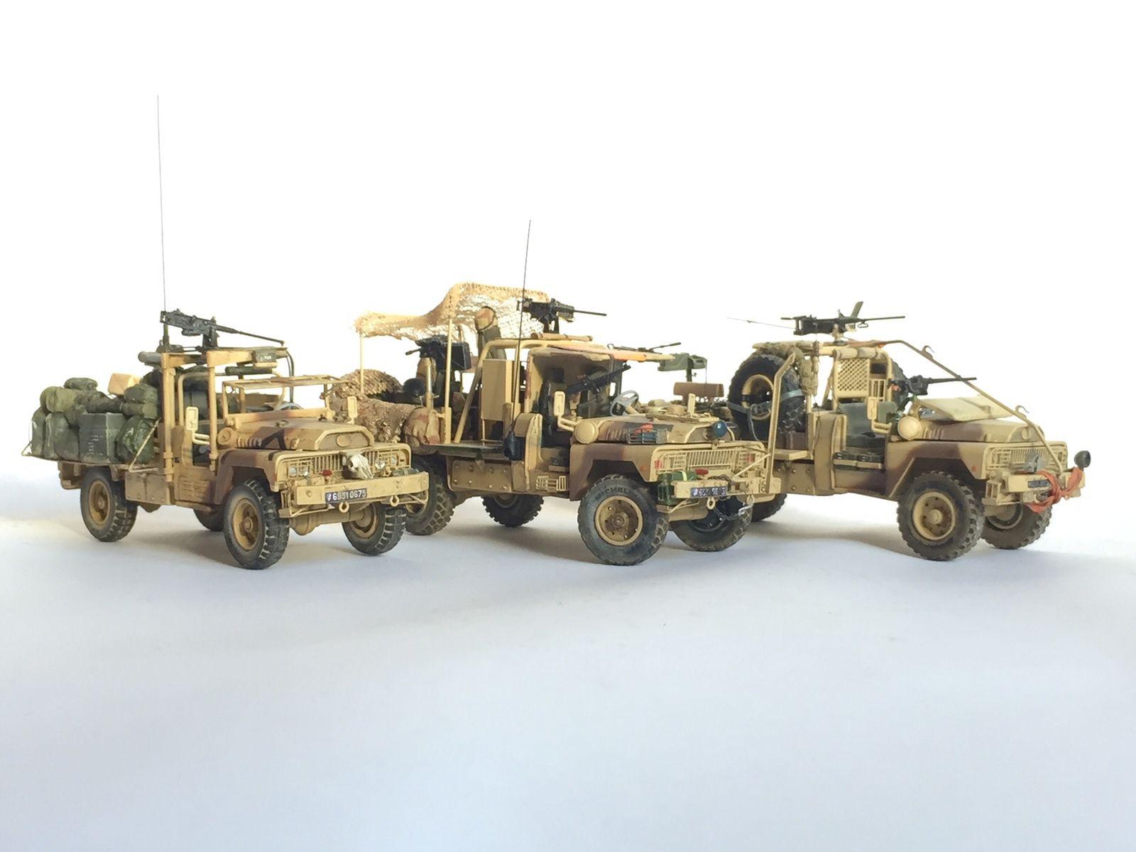 ACMAT VLRA des Forces Spéciales (par Jérôme Hadacek)