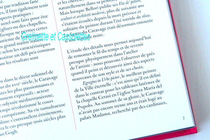 Le Caravage par le Détail, Stefano Zuffi, éditions Hazan