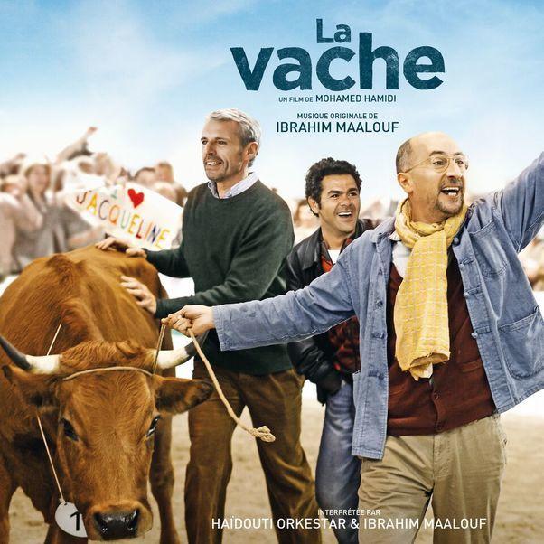 Ibrahim Maalouf, la BO de La Vache ! #PATHE