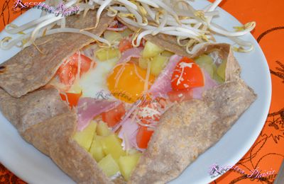Galettes gourmandes