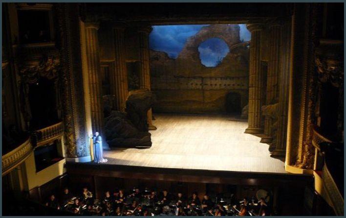 Amadis de Gaule (J.C.Bach - dir. J.Rhorer) Opéra Comique