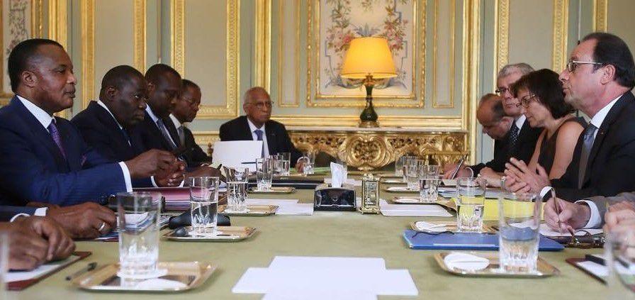 #Sassou by any means necessary...? (#Hollande #USA)