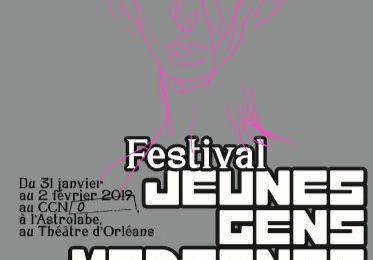 FESTIVAL JEUNES GENS MODERNES: expo, musique, danse programmés par le CCNO du 31 janvier au 2 février 2019