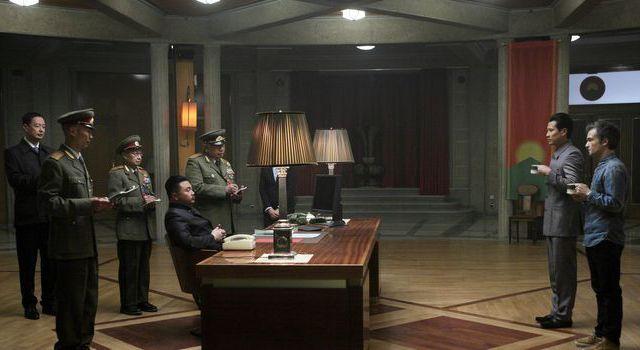 Kim Kong (Mini-series, 3 épisodes) : dictature pour l'amour du cinéma