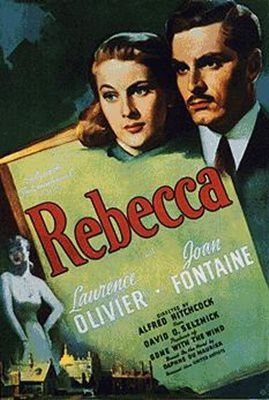 Rebecca d'Alfred Hitchcock avec Joan Fontaine - Laurence Olivier - Judith Anderson - George Sanders - Nigel Bruce - Gladys Cooper - Charles Aubrey Smith - Reginald Denny - Leo G Carroll - Florence Bates - Melville Cooper - Edward Fielding - Lumsden Hare - Leonard Carey - Forrester Harvey - Gino Corrado - Bevan Billy