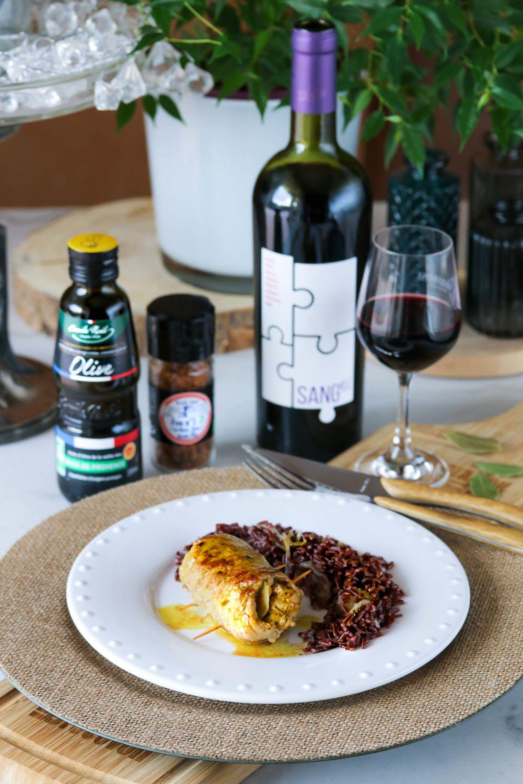 Veau saltimbocca avec prosciutto et sauge