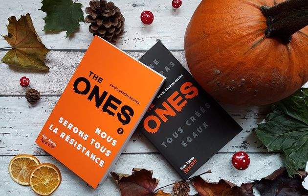 The Ones, tome 2 - Daniel Sweren-Becker