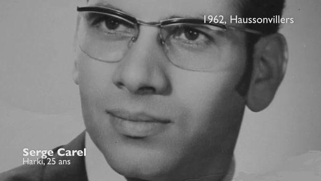 Serge Carel, le harki qui murmure... à l'oreille de Macron