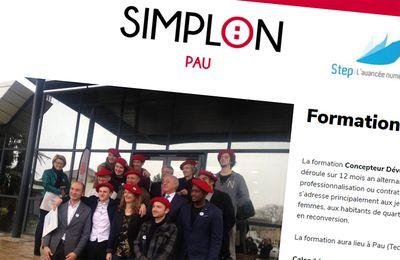 L'info de Pau :: Une école du numérique au pôle Lahérrère dès 2022