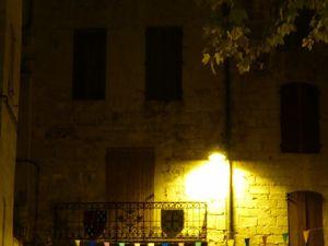 Dans les ruelles de Sommières