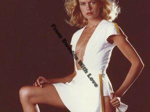 anne lönnberg, une chanteuse et actrice américaine d'origine suédoise de son vrai nom anne de pasquale