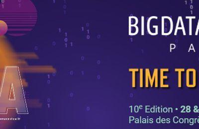 Marketing Event : Big Data & AI Paris,  les 28 & 29 septembre 2021