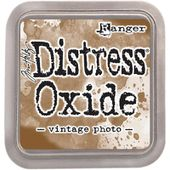 RATDO56317 : ENCRE DISTRESS OXIDE VINTAGE PHOTO FEE DU SCRAP