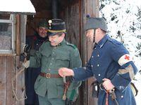 Occupation des Frontières Hiver 1914