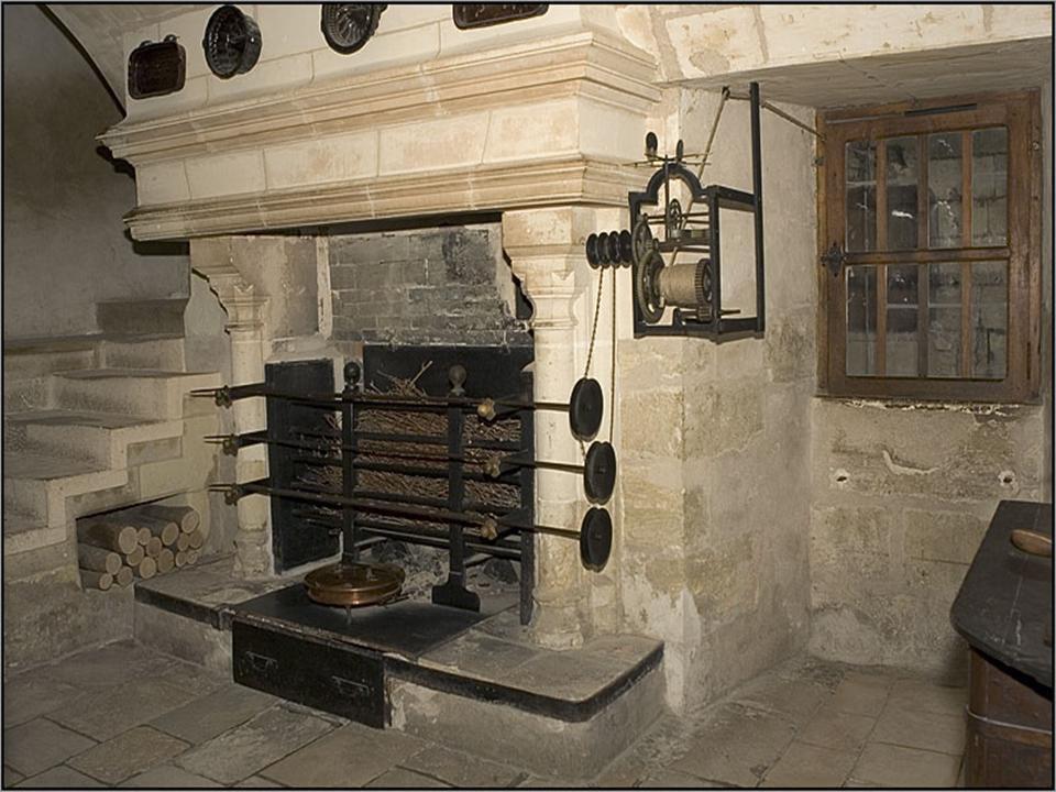 La France - le Chateau de Chenonceau