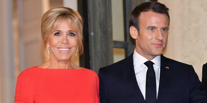 Macron Brigitte