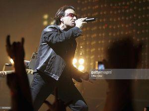 U2 -MGM Grand Hotel ,Las Vegas 04/11/2005
