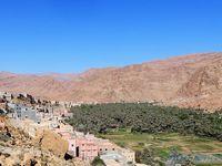 RN10 Tinghir (Maroc en camping-car)