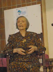 Uruguay: Luchar con esperanza! dijo María Ester Gatti!
