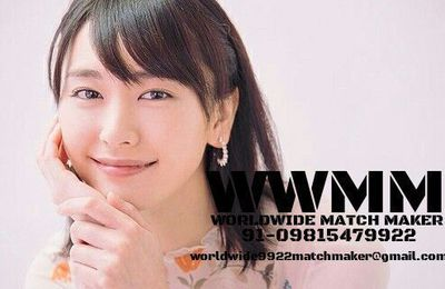 WELCOME TO THE WORLD OF JAPAN MARRIAGE BUREAU SERVICES 91-09815479922(日本の結婚指導者サービスの世界へようこそ