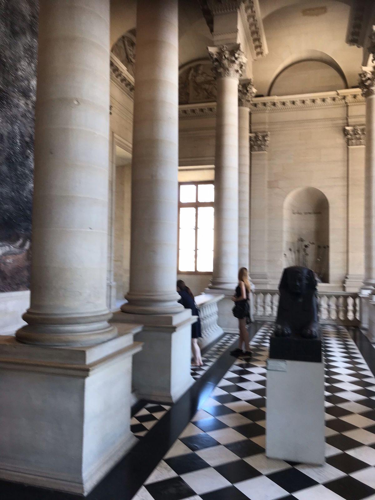 """Sortie au """"Louvre"""" du 19 Juillet 2021"""
