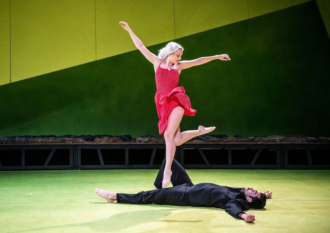 Réouverture du Théâtre National de la Sarre en avril, première de l'opéra de Pascal Dusapin Macbeth Underworld