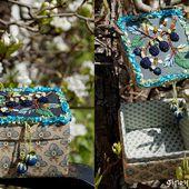 Gipsy Quilt: Parfums d'Été - Les Mûres