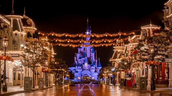 Les festivals Halloween et Noël, auront lieu cette année à Disneyland Paris