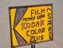 Kodak au Maroc