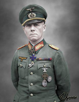 Erwin Rommel - Alfred Gause