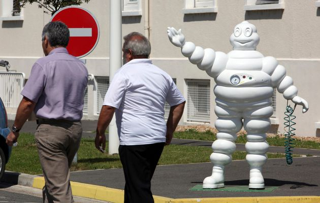 "Michelin : pas de licenciements ""secs"""