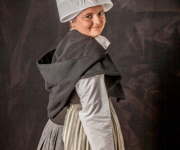 26 Mai - Portrait de Laurie en costume traditionnel
