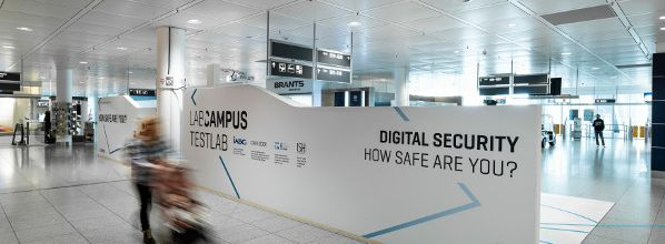 Interactive terminal testlab opens at Munich Airport