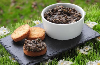TAPENADE (thermomix)