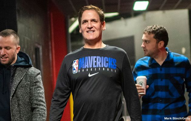 Mark Cuban écope d'une lourde amende de 500 000 dollars