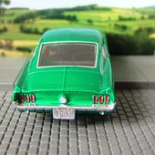 FORD MUSTANG FASTBACK 2+2 1967 MATCHBOX DINKY - car-collector.net