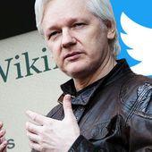 Twitter supprime le compte de l'organisation de défense de notre ami Julian Assange - Wikistrike