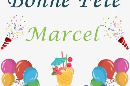 En ce 16 janvier, nous souhaitons une bonne fête aux Marcel