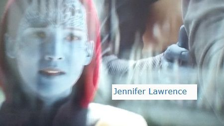 Jennifer Lawrence, Sophie Turner,James McAvoy , Nicholas Hoult,Tye Sheridan, Evan Peters, Alexandra Shipp et Kodi Smit-McPhee