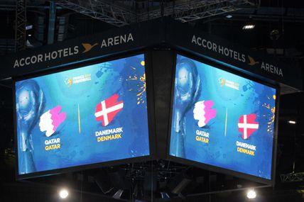 Danemark vs Qatar (Championnat du Monde 2017) 20.01.2017